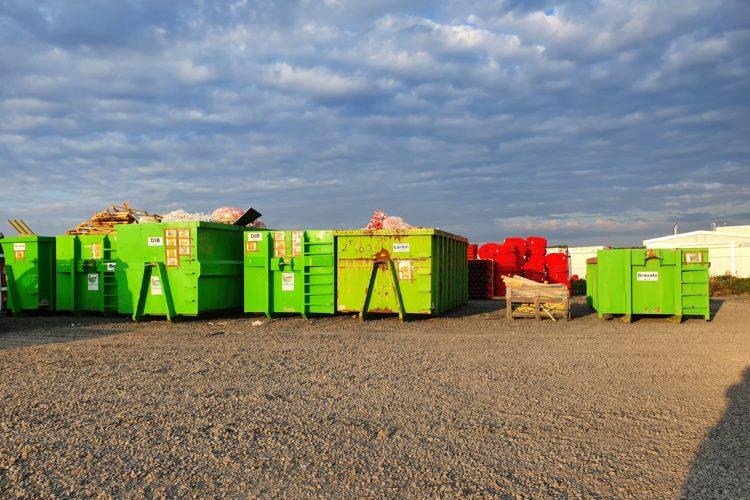Bennes Fabrude Recyclage